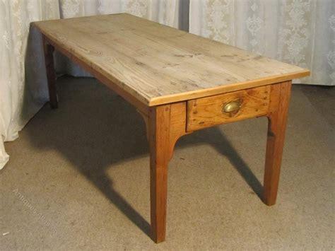 large farmhouse kitchen table large farmhouse kitchen pine table antiques atlas