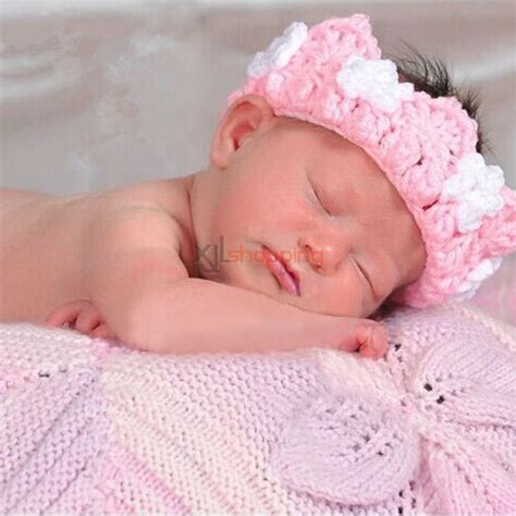 Handmade Baby Headband - crown handmade baby hair band children headband 45 9