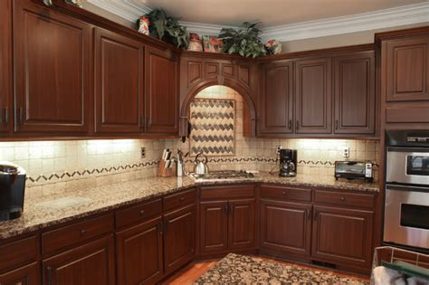 Kitchen Cabinet Finishing Creative Cabinets And Faux Finishes Llc Traditional Kitchen Atlanta By Creative