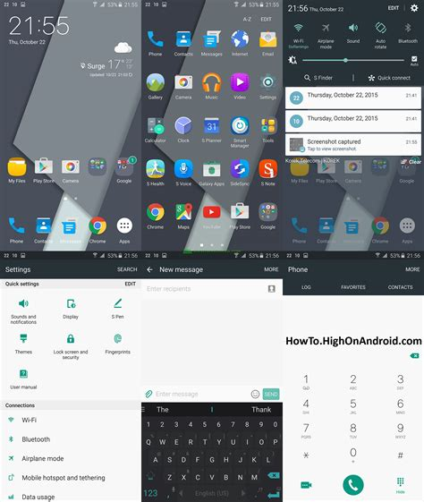 Themes In Galaxy Note Edge | top 50 galaxy note 5 galaxy s6 edge plus tips and tricks