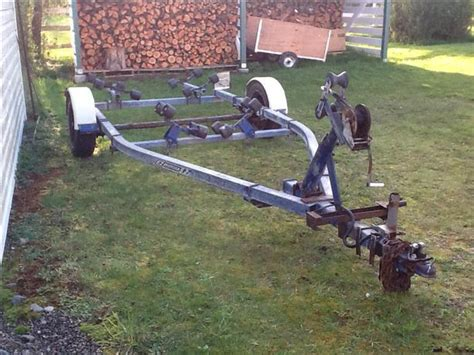 boat trailer parts victoria ez loader boat trailer 5 2 17 5 ft sooke victoria