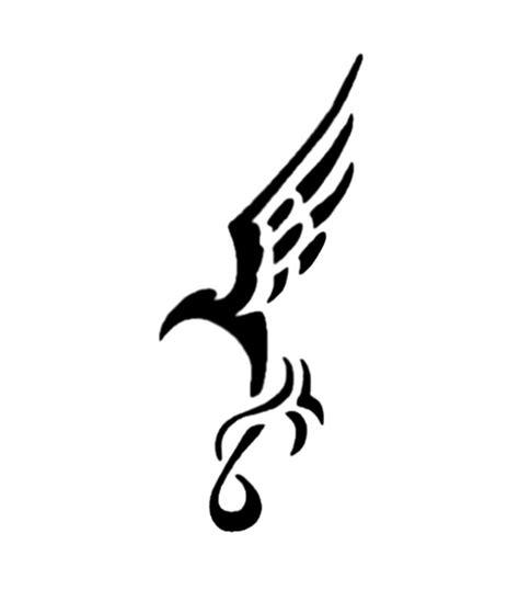 tattoo tribal oiseau stencil tribal bird