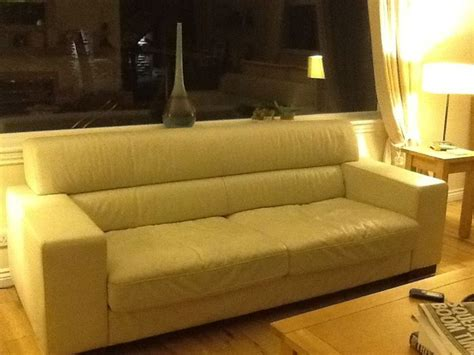 cream leather sofa for sale 17 best ideas about cream leather sofa on pinterest