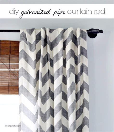 diy long curtain rod 41 more farmhouse decor ideas page 2 of 5 diy joy