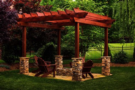 Cool Kitchen Design Ideas What Is A Pergola