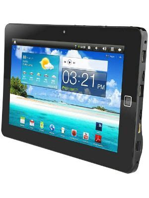 sylvania 10 inch tablet with 3g price in india july 2018