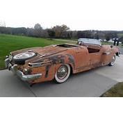 Lead Sled 1941 Lincoln Custom