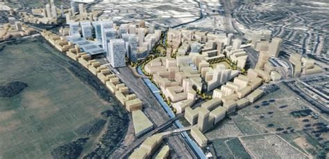 opdc review update   future  regeneration funds