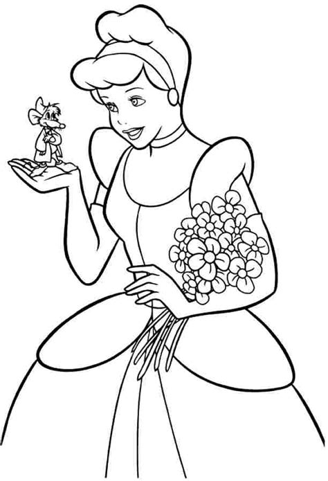cinderella coloring pages online free games disney princess cinderella colouring sheets printable free