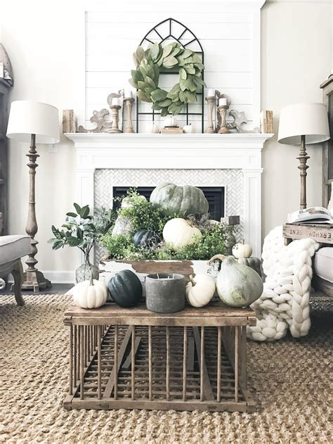 plum pretty decor design co fall into our homes my 2017