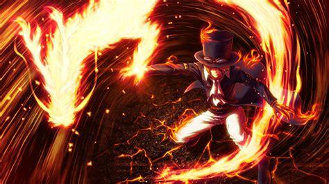 piece sabo  fire dragon hd anime wallpapers hd wallpapers id