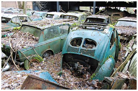 Alte Motorrad Zeitschriften Verkaufen by Vw K 228 Fer Autofriedhof G 252 Rbetal 17 200040