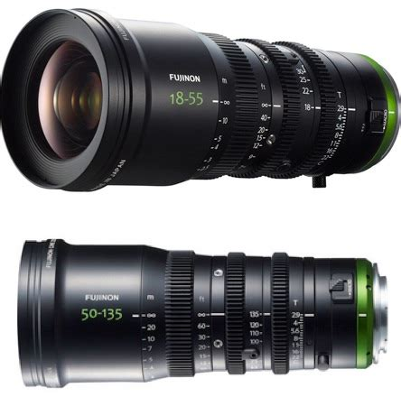 fujinon mk t2.9 cine lens pair(sony e mount) (rental) z