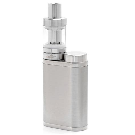 Vapor Istick Pico Kit 75w Black Brushed Silver Best Seller authentic eleaf istick pico 75w tc vw 18650 brushed silver mod kit