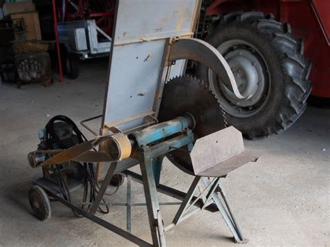 Banc De Scie Sur Tracteur by Banc De Scie 195 B 195 187 Che Thermique Occasion