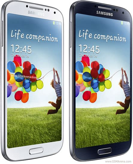 Samsung I9500 S4 samsung i9500 galaxy s4 pictures official photos