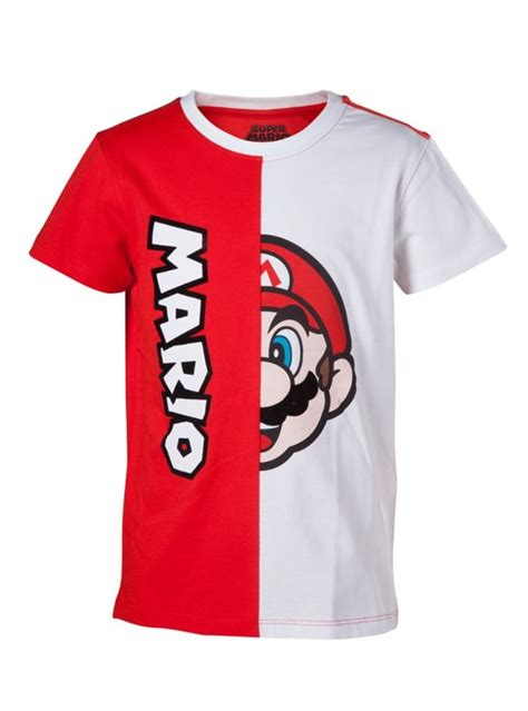 T Shirt Mario Bros World mario bros t shirt for funidelia