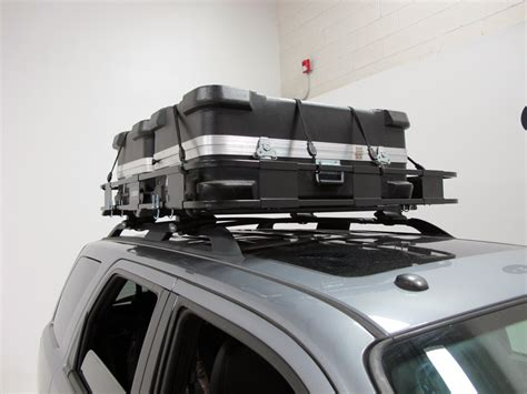 surco safari roof rack surco safari rack 5 0 rooftop cargo basket for thule roof racks 50 quot long x 45 quot wide surco