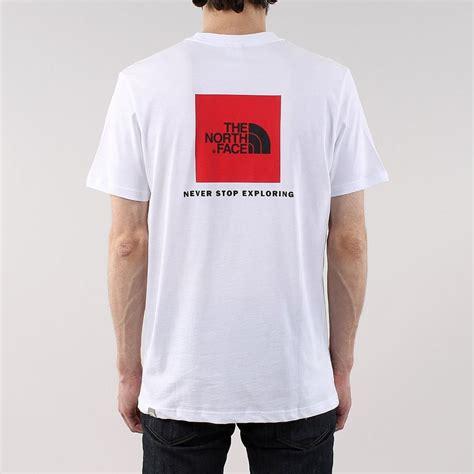 Mandatory Box Tshirt the box t shirt tnf white industry