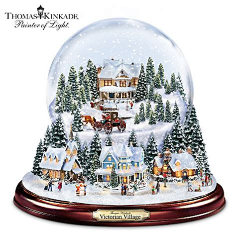 Home Decor Globe add christmas snow globes to your christmas decorations