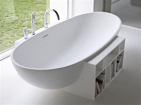freistehende ovale badewanne freistehende ovale badewanne aus korakril egg by rexa