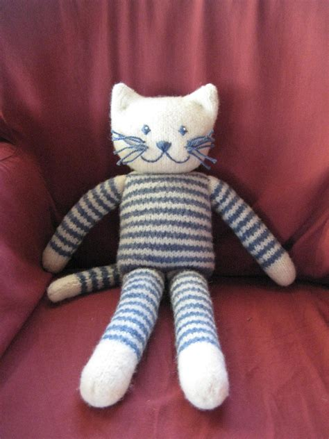 knitting pattern cat knitted toys for cats crochet and knit