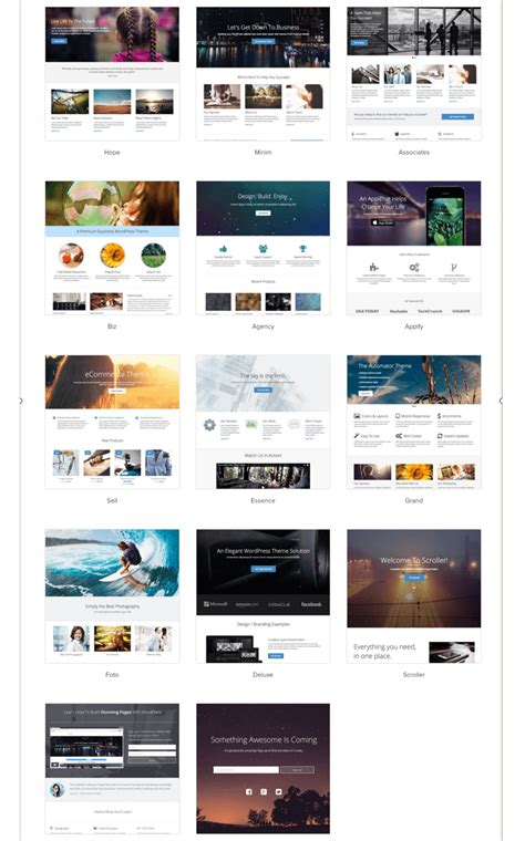 themes compatible with beaver builder detailed beaver builder review top wordpress page builder