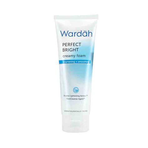 Wardah Brightening wardah bright foam brightening smoothing