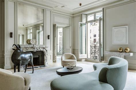 interior designer architect avenue montaigne apartment by joseph dirand the cool