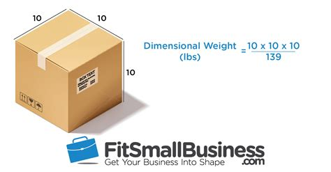 fedex ups dimensional weight calculator mistakes to avoid