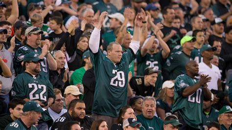 philadelphia eagles fan philadelphia eagles fans are furious with team for trading