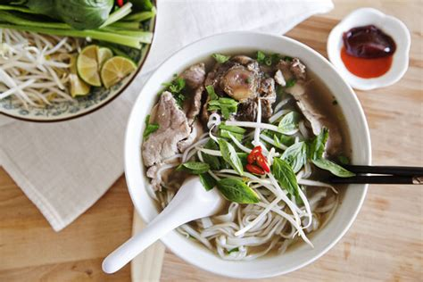Dad?s Pho Bo (Vietnamese Beef Noodle Soup)   meat loves salt