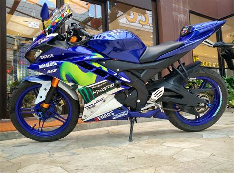 modifikasi yamaha  ala  milik bro febbie arizona