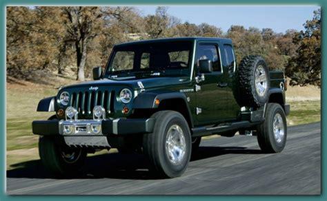 jeep truck 2012 all new 2012 jeep truck