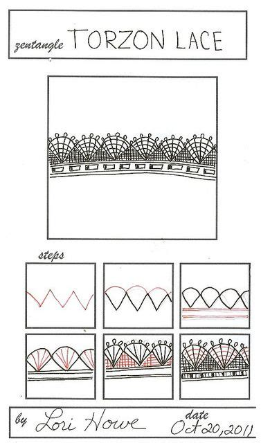 zentangle pattern lace 78 best images about zentangles doodles on pinterest