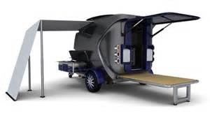 compact design innovative compact caravan design