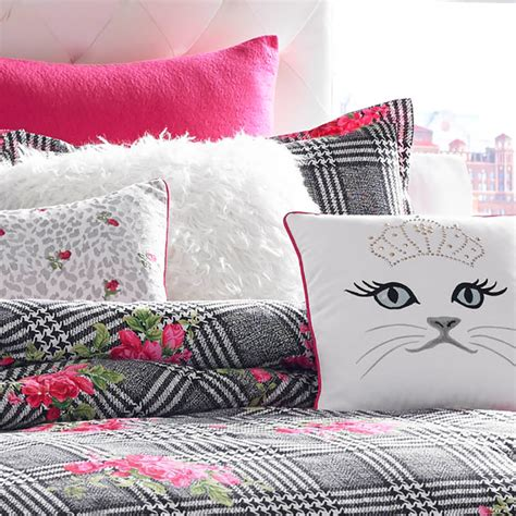 betsey johnson comforter betsey johnson polished punk comforter set from