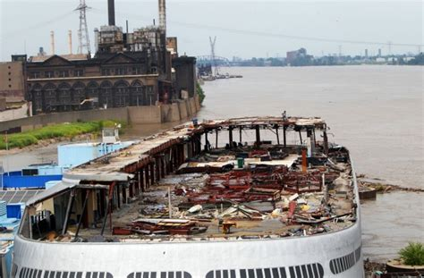 casino boat st louis admiral ships out from st louis for last time business