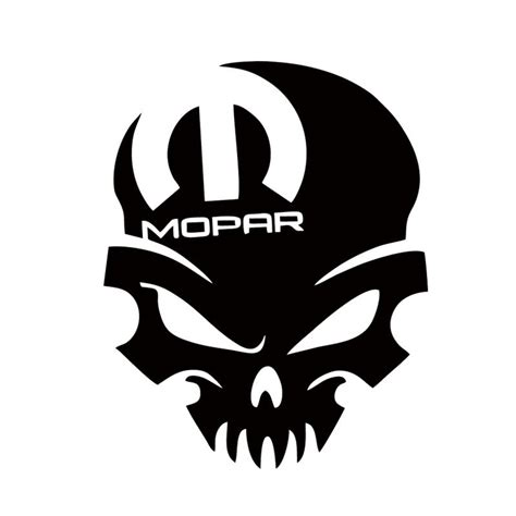Auto Decals For Sale by 2018 Sale For Mopar Skull Vinyl Decal Sticker Graphic