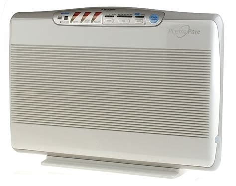 mitsubishi plasmapure air purifier free shipping today overstock 10724541