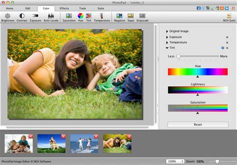 best photo editor free photopad free mac photo editing software mac