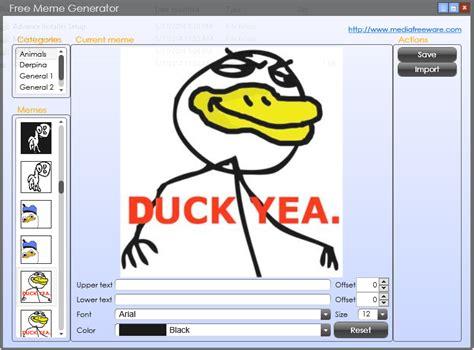 Free Meme Generator Download - free meme generator media freeware download