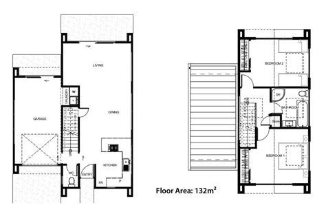 Energy Efficient Floor Plans Frenso Plans The Little Pig Building Company
