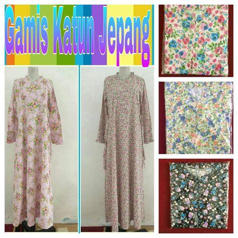 Gamis Murah Harga 50 Ribu kulakan gamis katun jepang harga 80 ribu peluang usaha grosir baju anak daster murah