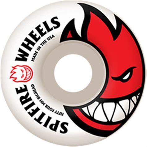 Zipper Anak Spitfire Logo skateboard wheels images