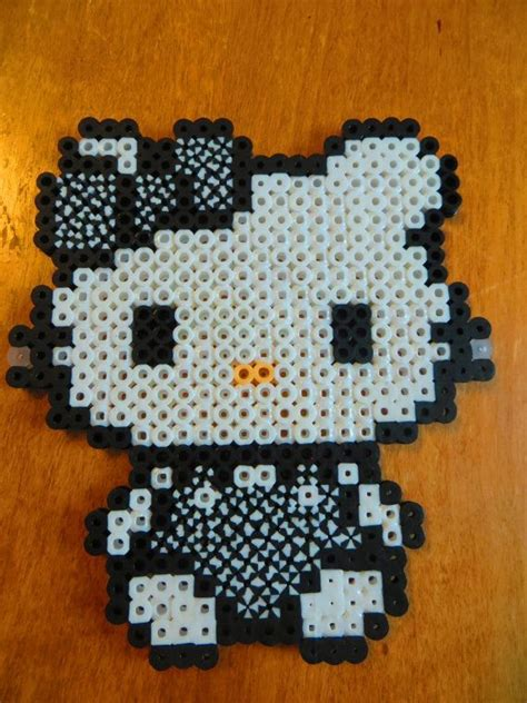 perler bead hello 339 best images about hello on perler
