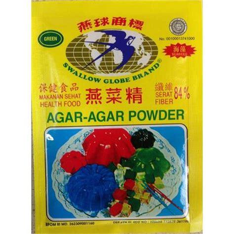 Globe Agar Agar Green 7g agar agar powder green 7g from buy asian food 4u