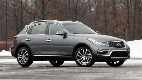 2017 Infiniti Qx50 Review Gone Stale