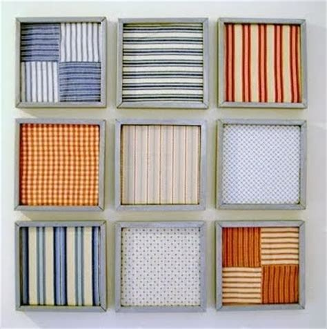 membuat aneka hiasan dinding kerajinan tangan dari bahan bekas dekorasi dinding kain perca