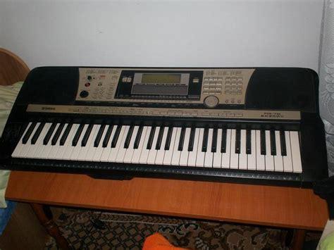 Second Keyboard Yamaha Psr 740 yamaha psr 740 image 781685 audiofanzine